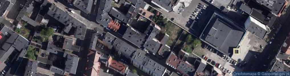 Zdjęcie satelitarne Śniadeckich Jana i Jędrzeja 12