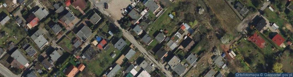 Zdjęcie satelitarne Sobotecka 31