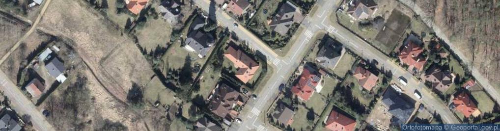 Zdjęcie satelitarne Sowia 48