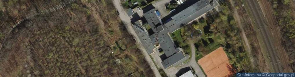 Zdjęcie satelitarne Spółdzielcza 1