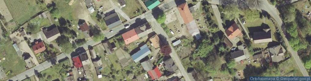 Zdjęcie satelitarne Sportowa 2