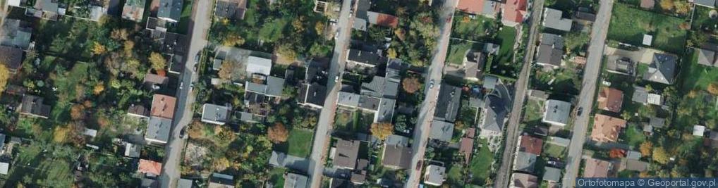 Zdjęcie satelitarne Stefana Batorego 31
