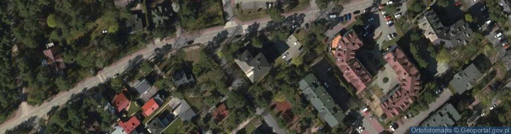 Zdjęcie satelitarne Staszica Stanisława 1