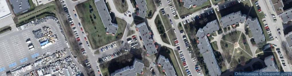 Zdjęcie satelitarne Studzińskiego Zdzisława, wadm. ul.