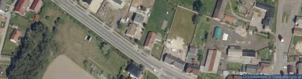 Zdjęcie satelitarne Strzelecka 31