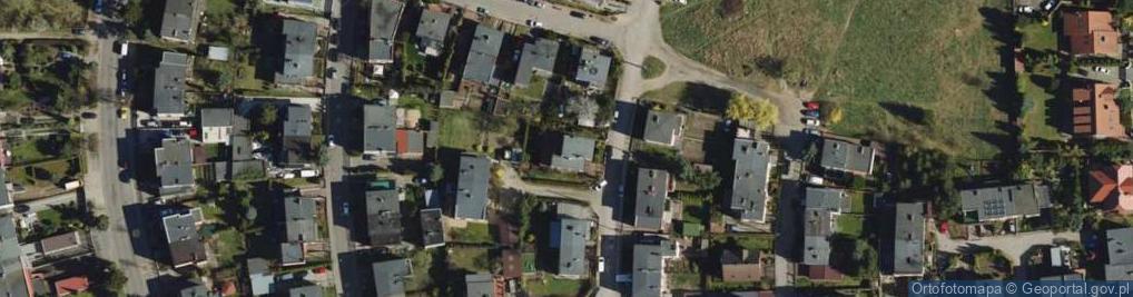Zdjęcie satelitarne Stefańskiego Walentego ul.
