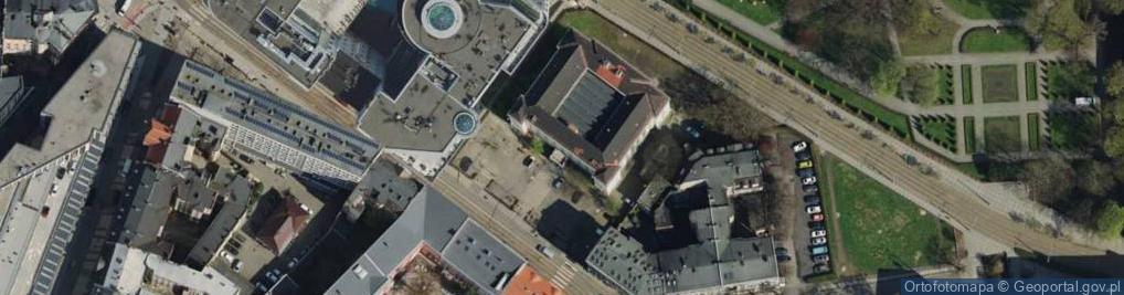 Zdjęcie satelitarne Strzelecka 11