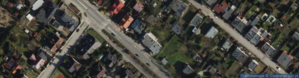 Zdjęcie satelitarne Strzeszyńska 224