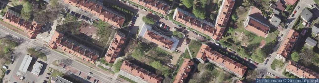 Zdjęcie satelitarne Stefana Batorego 57