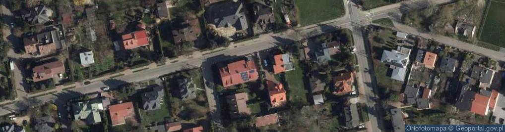 Zdjęcie satelitarne Stanisława Leszczyńskiego 9