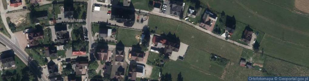 Zdjęcie satelitarne Stachonie 7
