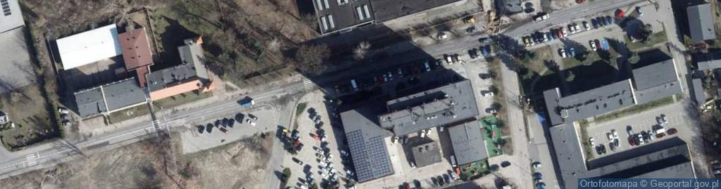 Zdjęcie satelitarne Struga Andrzeja 23