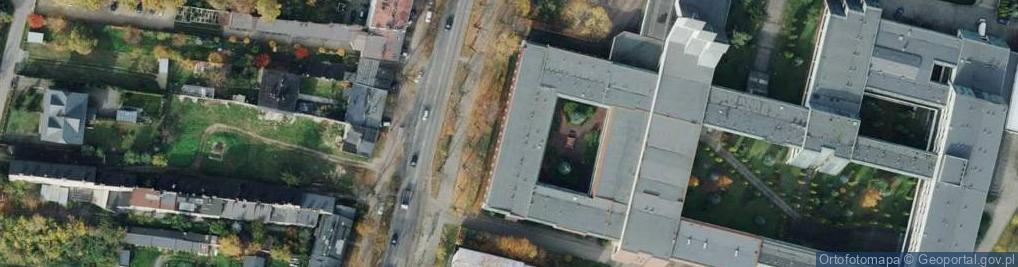 Zdjęcie satelitarne św. Barbary 41
