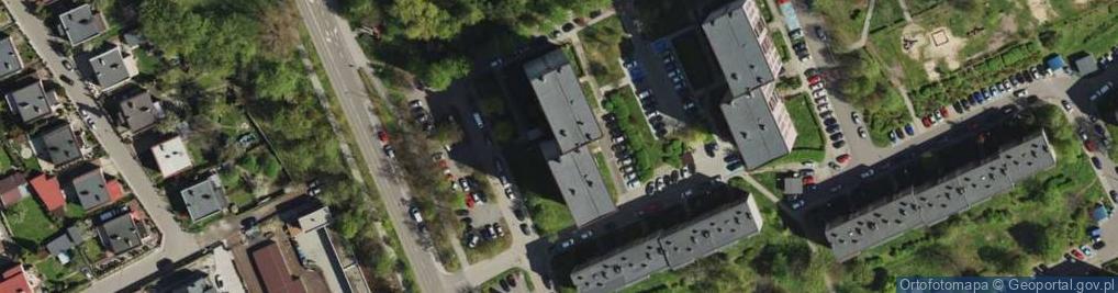 Zdjęcie satelitarne Świętokrzyska 22