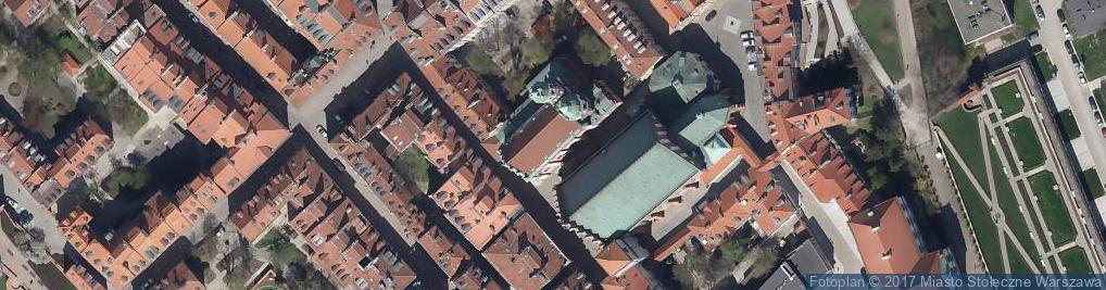 Zdjęcie satelitarne Świętojańska 10