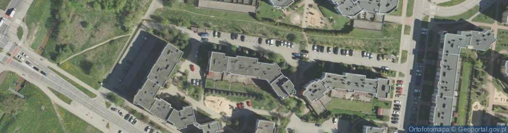 Zdjęcie satelitarne Sybiraków 3