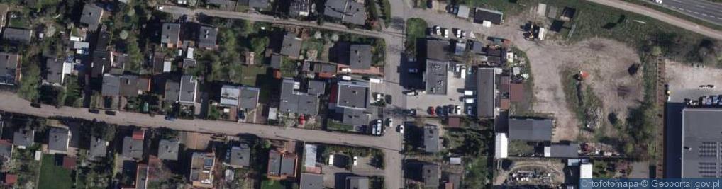 Zdjęcie satelitarne Szajnochy Karola 21
