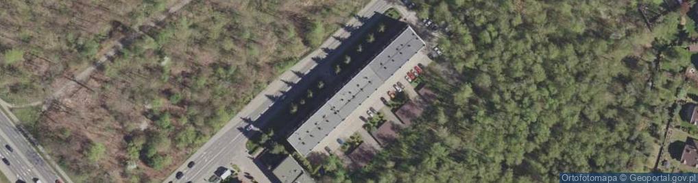 Zdjęcie satelitarne Szczakowska 4