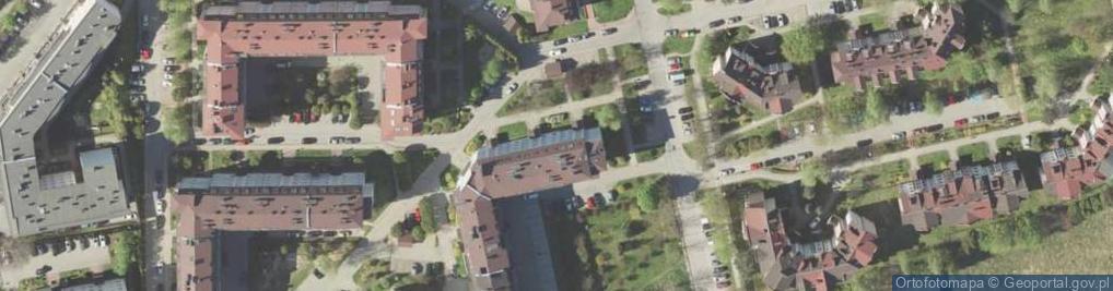 Zdjęcie satelitarne Szafirowa 23