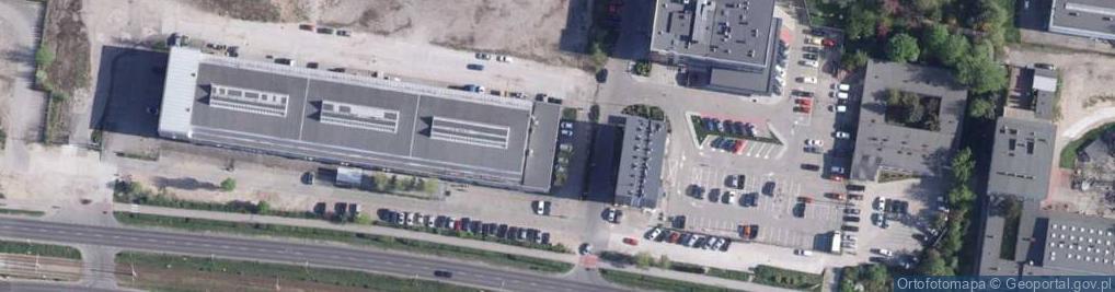 Zdjęcie satelitarne Szosa Bydgoska 60