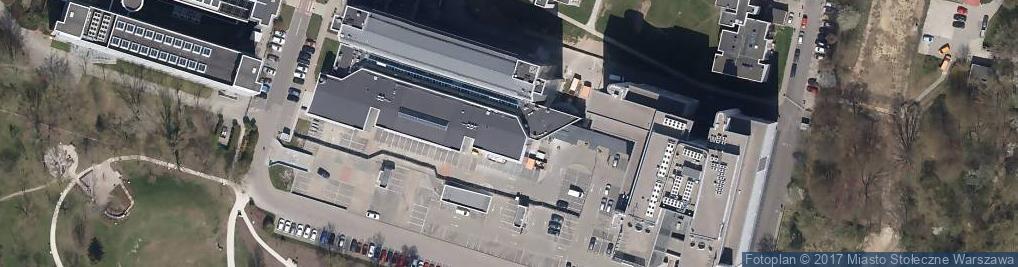 Zdjęcie satelitarne Szturmowa ul.