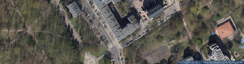 Zdjęcie satelitarne Szara 14