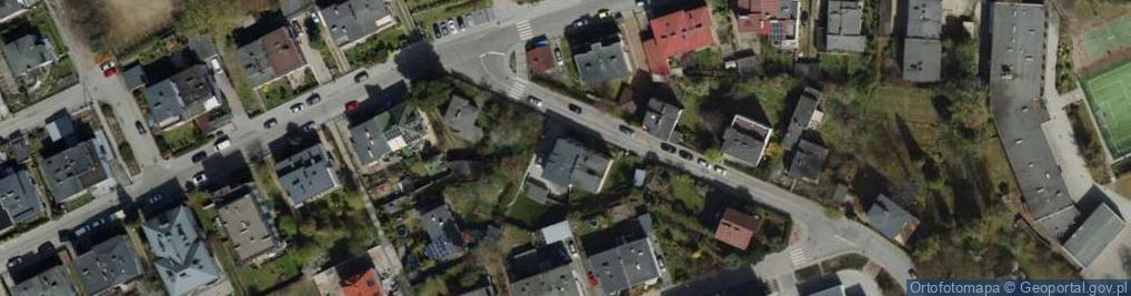 Zdjęcie satelitarne Tatrzańska 4a