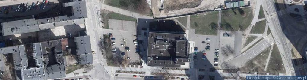 Zdjęcie satelitarne Traugutta Romualda, gen. 18