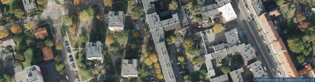Zdjęcie satelitarne Tuwima Juliana 20