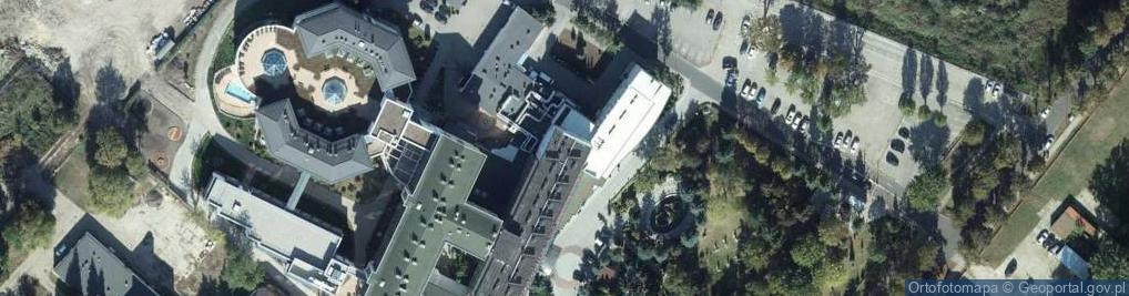 Zdjęcie satelitarne Warzelniana ul.