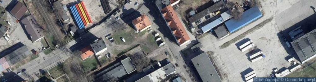 Zdjęcie satelitarne Wawrzyniaka Piotra ul.
