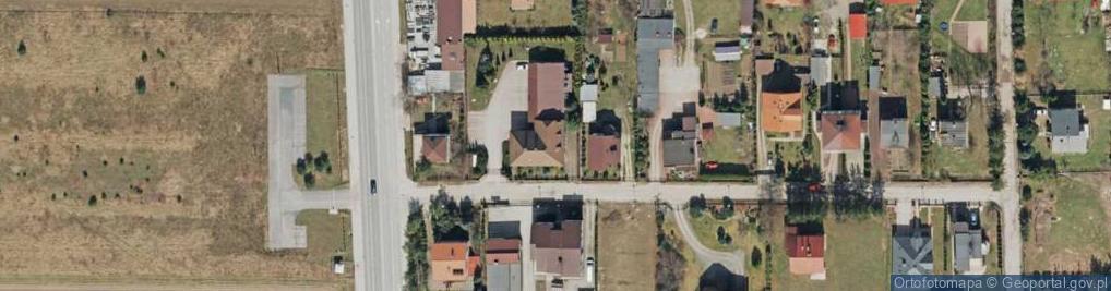 Zdjęcie satelitarne Warkocz 5