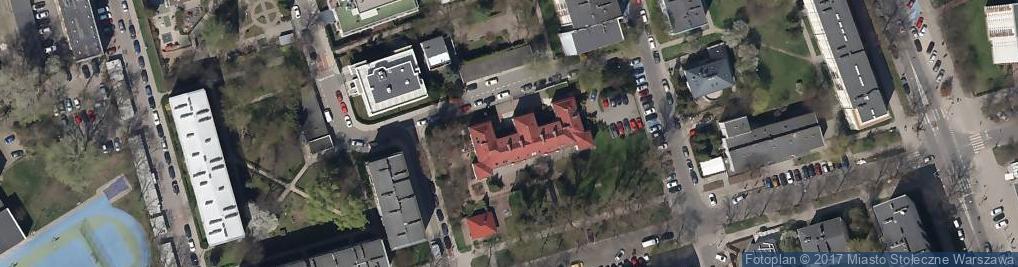 Zdjęcie satelitarne Walecznych 59