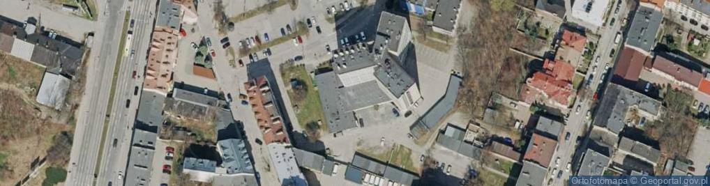Zdjęcie satelitarne Wesoła 51
