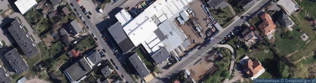 Zdjęcie satelitarne Witebska 27