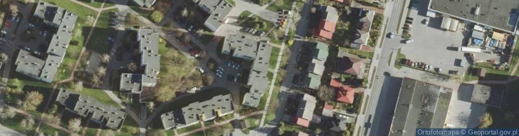 Zdjęcie satelitarne Wirskiego Bolesława 4