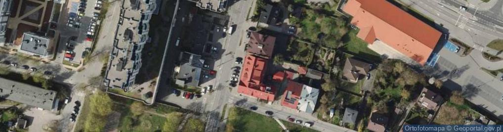 Zdjęcie satelitarne Wielkokacka 5a