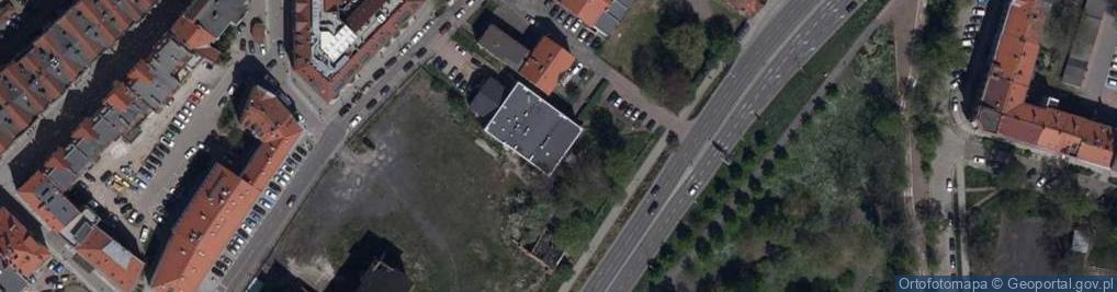 Zdjęcie satelitarne Witelona ul.