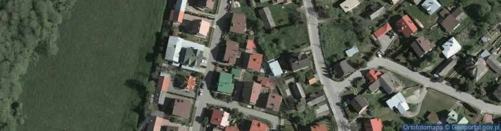 Zdjęcie satelitarne Witosa Wincentego 22