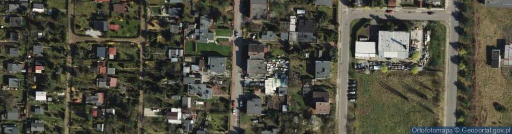 Zdjęcie satelitarne Wituchowska 15