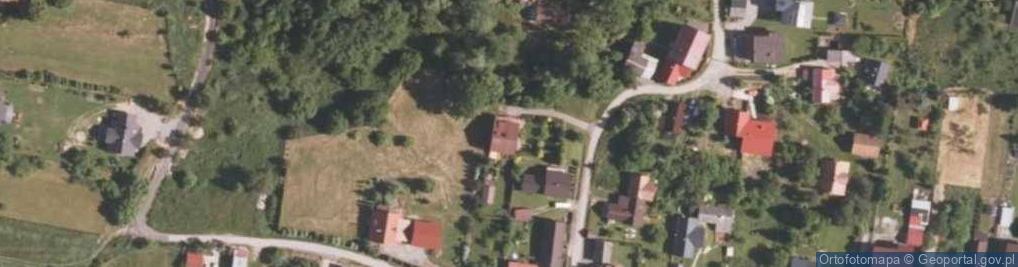 Zdjęcie satelitarne Wiśniowa 1355