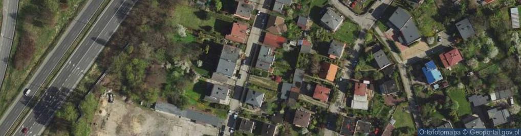 Zdjęcie satelitarne Widok 1