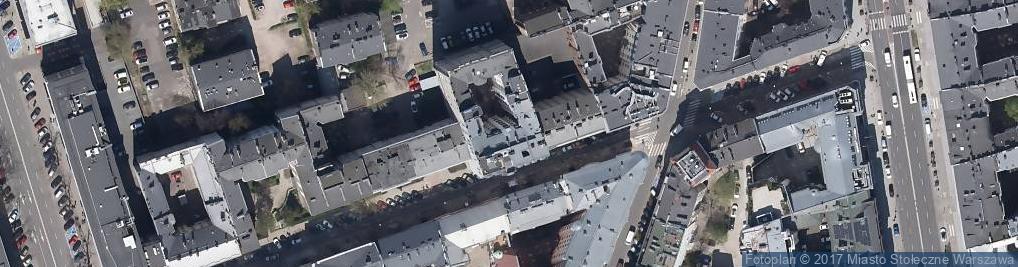 Zdjęcie satelitarne Wilcza 8