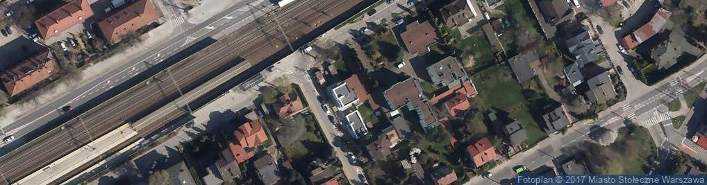 Zdjęcie satelitarne Wiosny Ludów 51