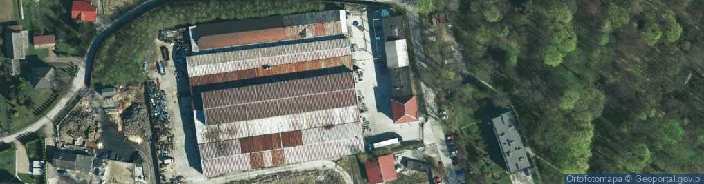 Zdjęcie satelitarne Wielkie Drogi ul.
