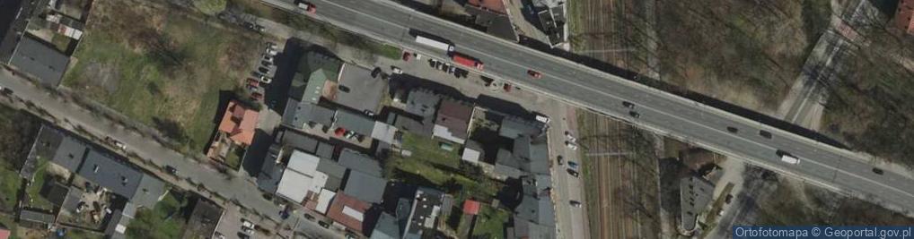 Zdjęcie satelitarne Widok 3