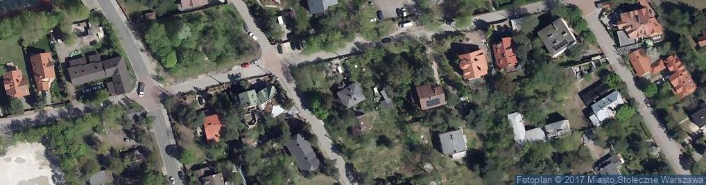 Zdjęcie satelitarne Włókiennicza ul.