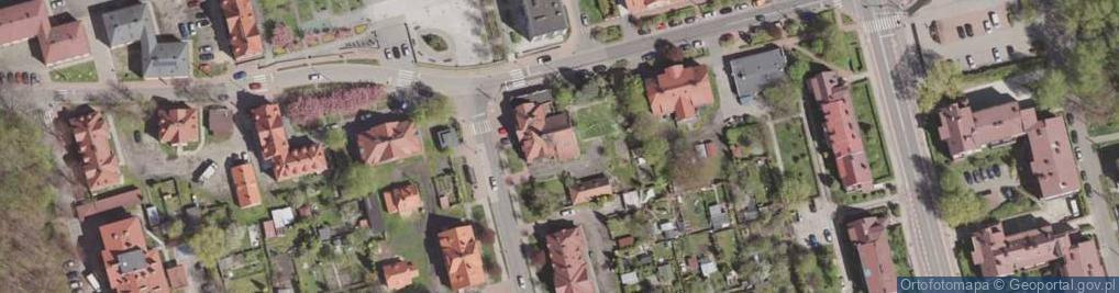 Zdjęcie satelitarne Wolności 10