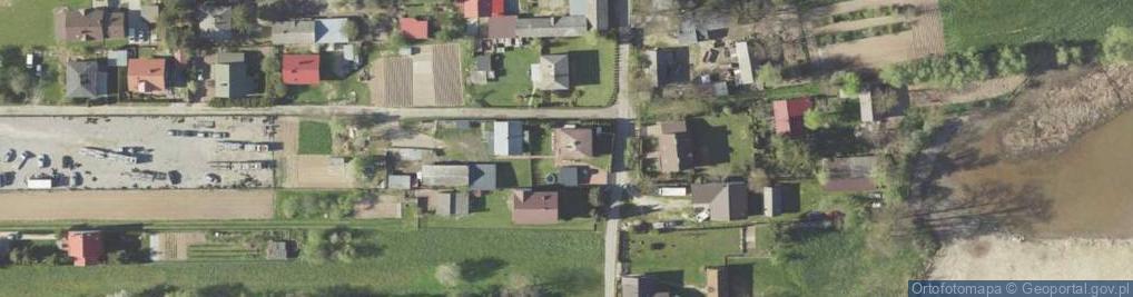 Zdjęcie satelitarne Wólczańska ul.