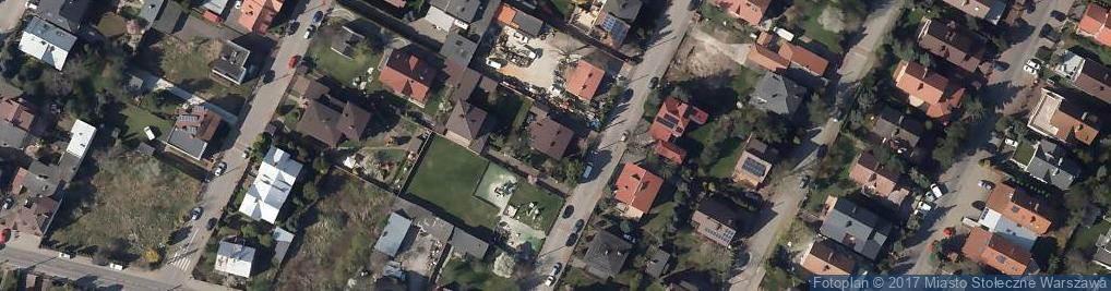 Zdjęcie satelitarne Wolbromska ul.